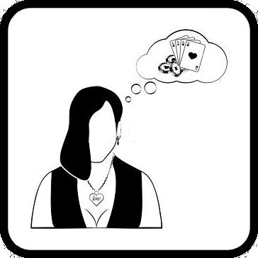 Penjelasan logika mengenai judi online